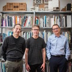 Caruso St John Architects and artist Marcus Taylor will represent the UK at the 16th Venice Architecture Biennale