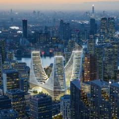 Calatrava's New £1 Billion Project For London Will Change The Skyline