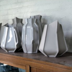 Ceramic Jugs by Piet Hein Eek