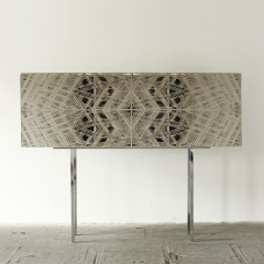 Structural Facades cabinet by Tina Roeder
