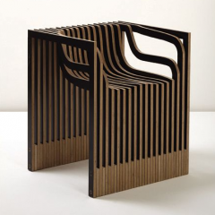 """Impression"" chair by Julian Mayor, 2005"