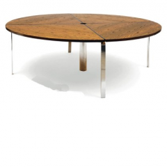 Dinning Table by Jorgen Lund and Ole Larsen, 1970