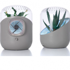 Andrea air purifier by Mathieu Lehanneur, 2009