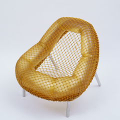 Chair by William H. Miller c.1944 - Manufactured by Gallohur Chemical Corp. © 2008 The Museum of Modern Art.
