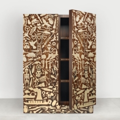 Industry Cabinet by Studio Job, 2009