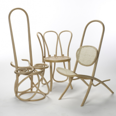 Chairs by Martino Gamper for Conran's Inspirations collection 2008