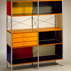 Eames Storage Unit, 1951-52 by Charles and Ray Eames - Photo ©2009 Museum Associates/LACMA