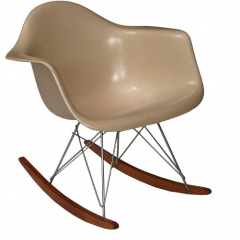 RAR rocking chair by Charles and Ray Eames around 1950