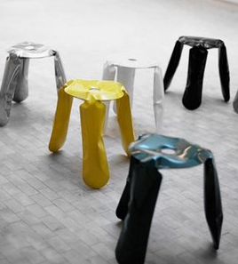 Plopp Stool for Hay - Young Polish Designers 2009