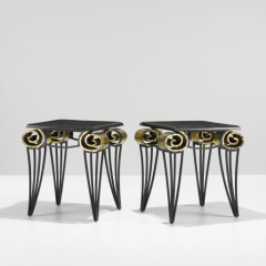 Occaional tables by Arturo Pani, 1970