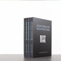 Jean Prouvé Architecture: 5 Volume Boxed Set