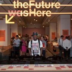 'The Future is Here' at the Design Museum