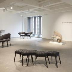 """Lathe"" an Exhibition of the Designs of Sebastian Brajkovic at Carpenters Workshop Gallery New York"