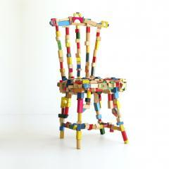 Brickchair by Pepe Heykoop