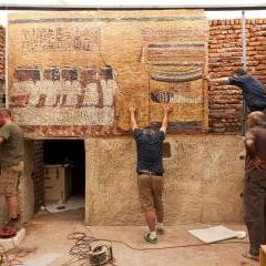 How They Made A High-Tech Replica Of King Tut's Tomb