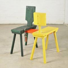 Kissing Chair by