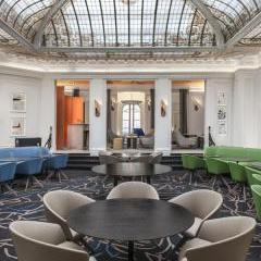 The New Hotel Vernet by Francois Champsaur