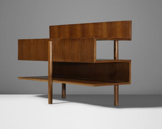 bookshelf from the High Court, Chandigarh estimate: $10,000–15,000