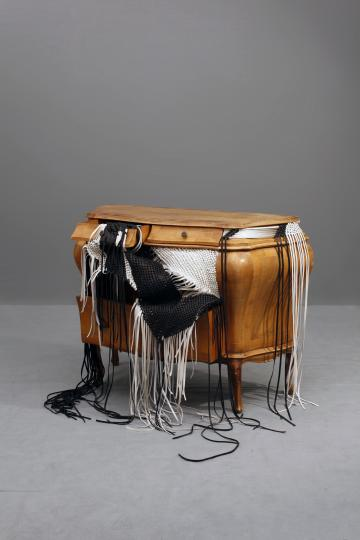 KNOTTED COMMODE by Elisa Strozyk & Sebastian Neeb
