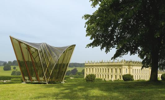 PAVILION by THOMAS HEATHERWICK