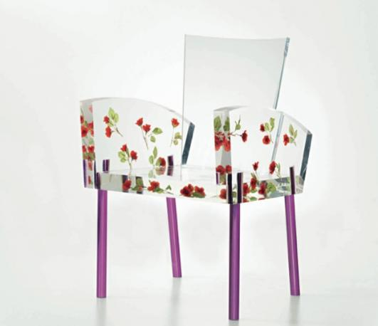 SHIRO KURAMATA 1934–1991 'Miss Blanche' chair, designed 1988, executed 1991 e(£150,000-200,000)